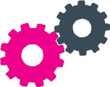 Medarbejderprofiler og virksomhedssider arbejder sammen